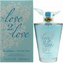 Love2Love Bluebell + White Tea Eau de Toilette
